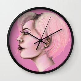 Grande Dame 1 Wall Clock