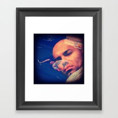 BREAKING BAD 4 Framed Art Print