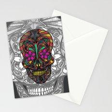muerto#2 Stationery Cards