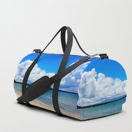 Hanging Out Duffle Bag