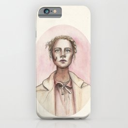 Agatha iPhone Case