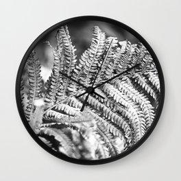 Fern 17 Wall Clock