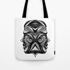 Signs of the Zodiac - Gemini Tote Bag
