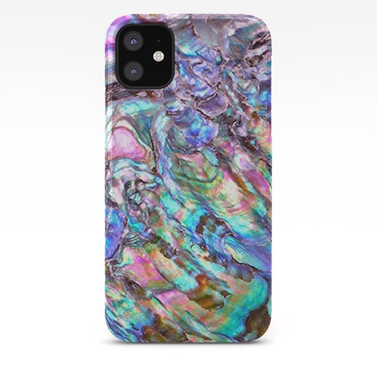 Shimmery Rainbow Abalone Mother of Pearl by themermaidlagoon