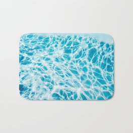 Underwater Photo Swimming Pool Bath Mat
