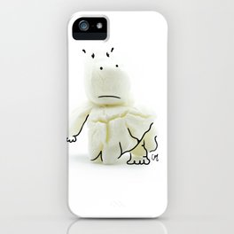Marilyn hippopotamus iPhone Case