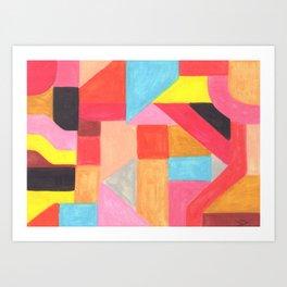 Untitled 49 Art Print