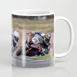Motorcycle racing Coffee Mug