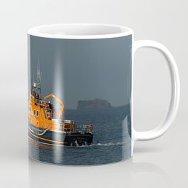 RNLI Lifeboat Torbay Coffee Mug