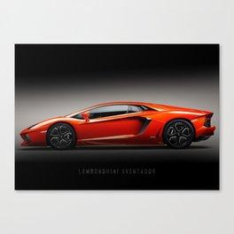 Aventador Canvas Print