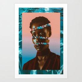 ON sight Art Print