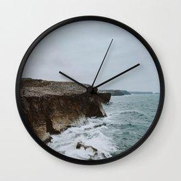 summer coast Wall Clock