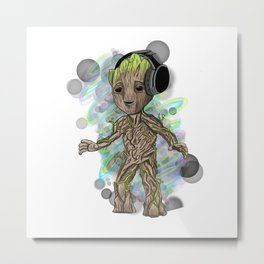 In the grove baby g Metal Print