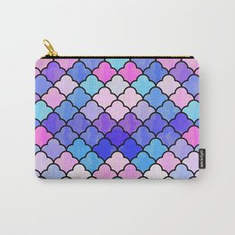 Watercolor Lovely Pattern VVXIII Carry-All Pouch