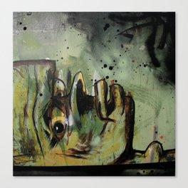 Despairage Canvas Print
