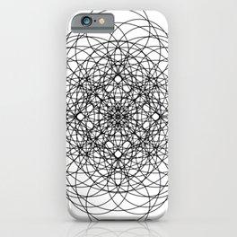 Circle Splendor 11 iPhone Case