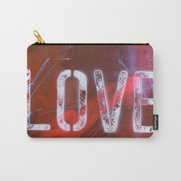 LOVE IS POWERFUL Carry-All Pouch