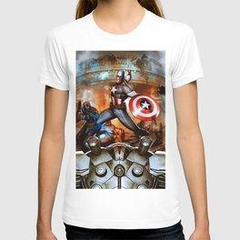 captain war T-shirt