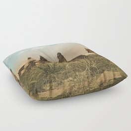 Before the Storm Floor Pillow