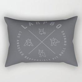 LARPBO Hipster Rectangular Pillow