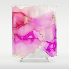 Ink 143 Shower Curtain