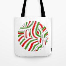 Holiday Ball Tote Bag