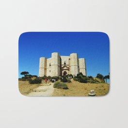 Castel del monte italy Bath Mat