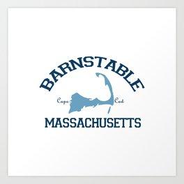 Barnstable Cape Cod Art Print