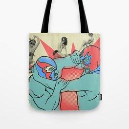 Mondo Lucha! Tote Bag