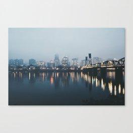 Portland II Canvas Print