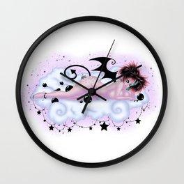 Dream Gal Wall Clock