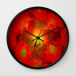 Inner Glow Wall Clock