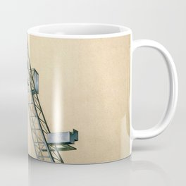 Lenin Tribune - El Lissitzky Coffee Mug