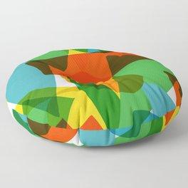 Super Colors Floor Pillow