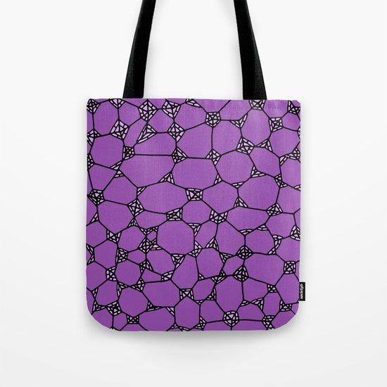 Yzor pattern 006-3 kitai lilac Tote Bag