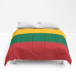Flag: Lithuania Comforters