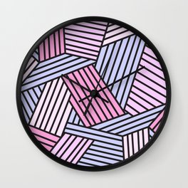 Paige 2 Wall Clock