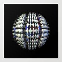 globe Canvas Prints featuring Globe by LoRo  Art & Pictures