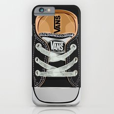 Cute black Vans all star baby shoes apple iPhone 4 4s 5 5s 5c, ipod, ipad, pillow case and tshirt Slim Case iPhone 6s