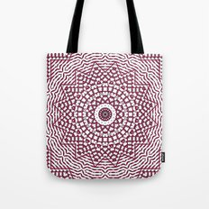 Helios (red-white) Tote Bag