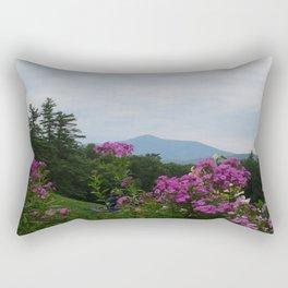 Mountain Magic Rectangular Pillow
