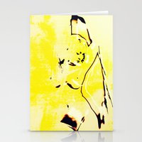 nudes Stationery Cards featuring Nudes Art 2011 by Falko Follert Art-FF77