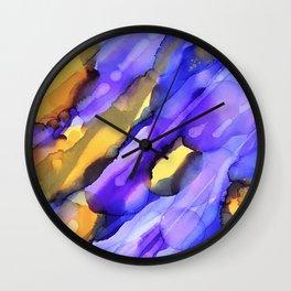 G E A U X Wall Clock