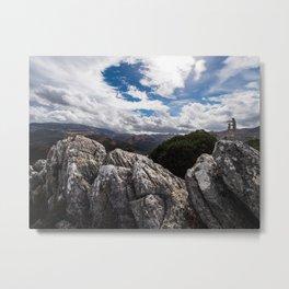 Andalusia - Parque de las Nieves Metal Print