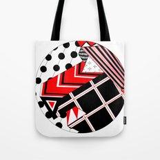 Circle iii Tote Bag