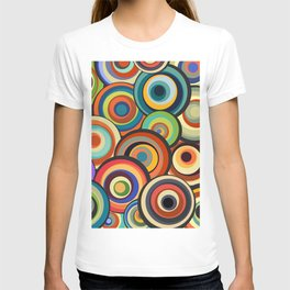 Abstract Composition 435 T-shirt