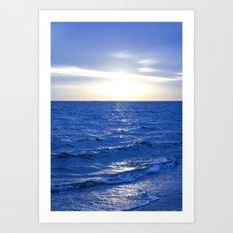 Heavenly Blues - Gagliano Photography Art Print