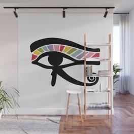 The Eye of Horus Wall Mural