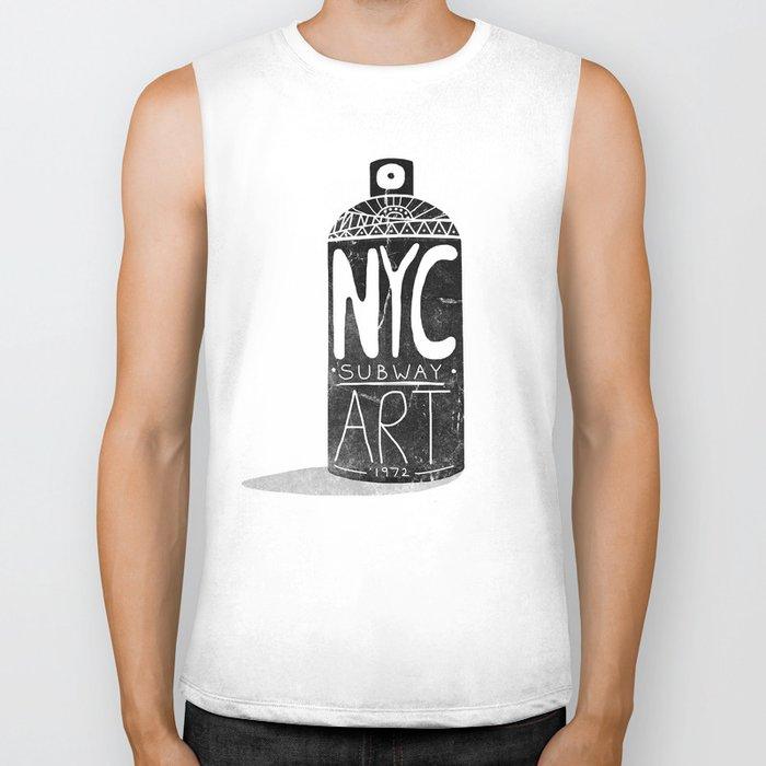 NYC 1972 Biker Tank