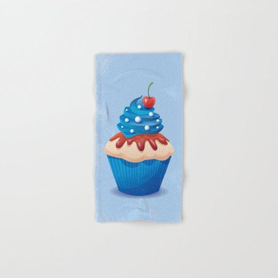 CUPCAKE Hand & Bath Towel